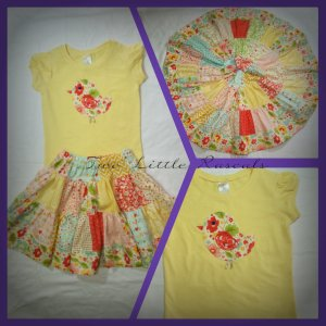 TLR Twirl Skirt Set