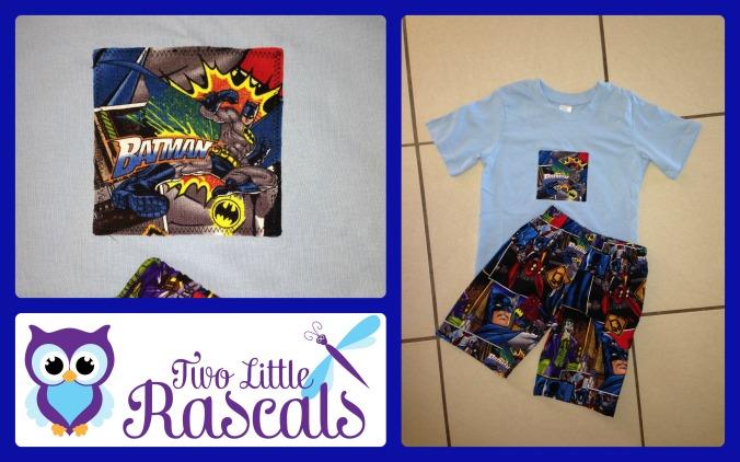 Batman Set Collage
