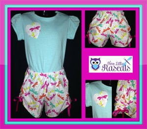 Ruched short set