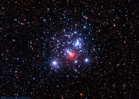 the jewel box cluster
