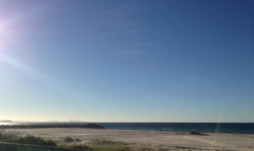 Beach Coolangatta 1