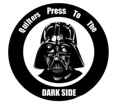 Press to the dark side