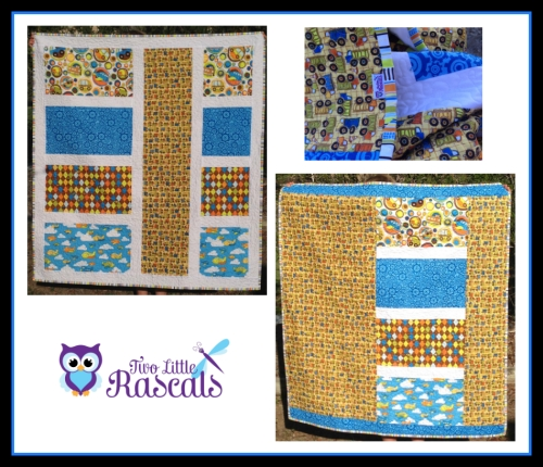 Baby boys Quilt